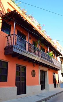聖瑪爾塔拉卡爾薩達德爾桑托酒店的圖片