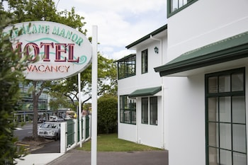 Picture of Greenlane Manor Motel in Auckland