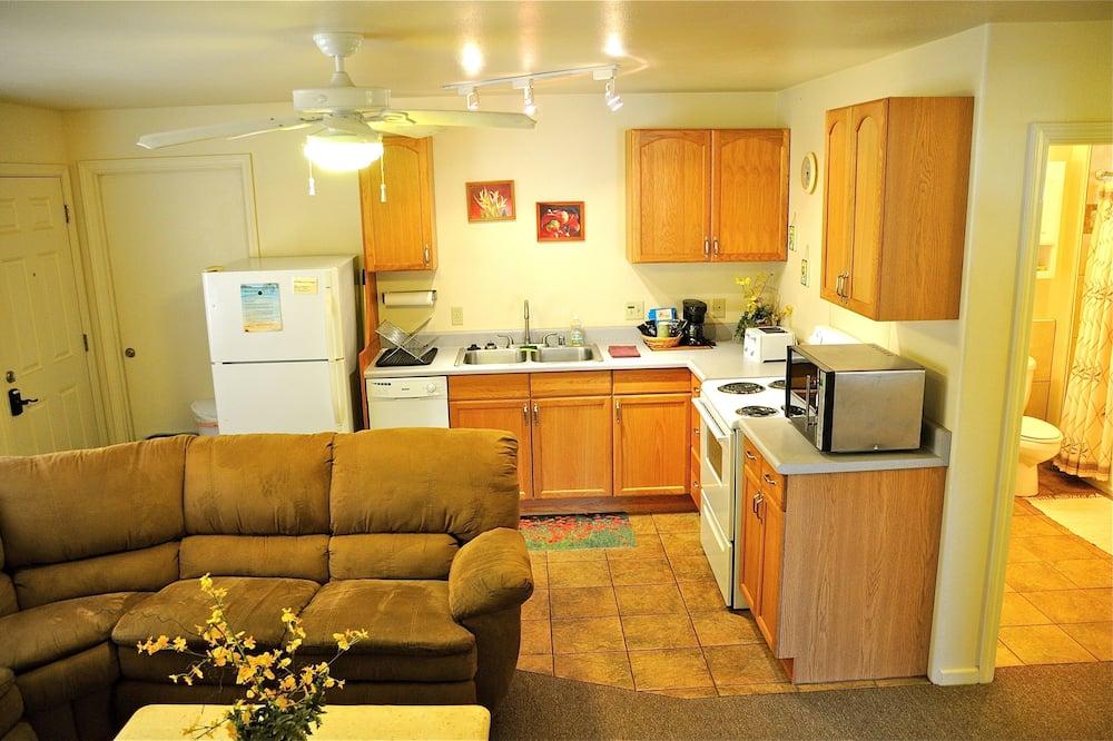 Suite, 2 habitaciones - Zona de estar