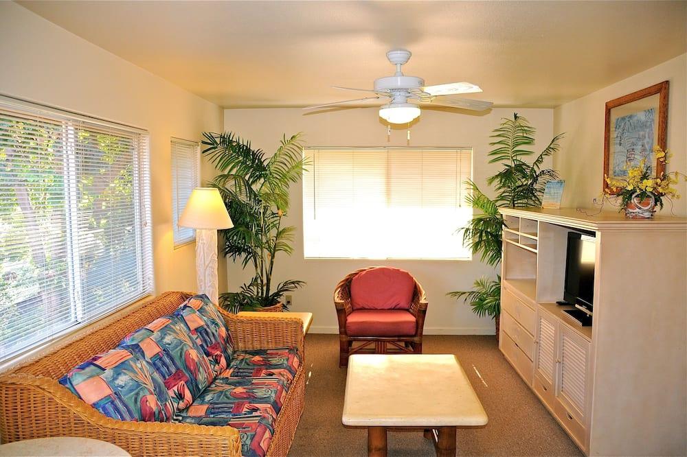 Suite, 1 dormitorio - Zona de estar