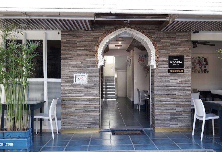 Mecasa Hotel, Boracay Island, Terrasse/Patio