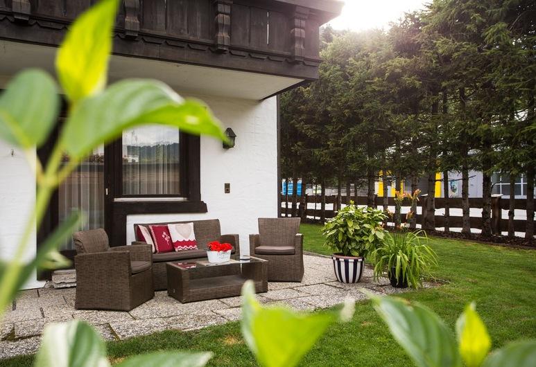 Appartement Solstein, Seefeld in Tirol, Terrazza/Patio