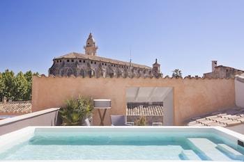 팔마 데 마요르카의 부티크 호텔 포사다 테라 산타 사진
