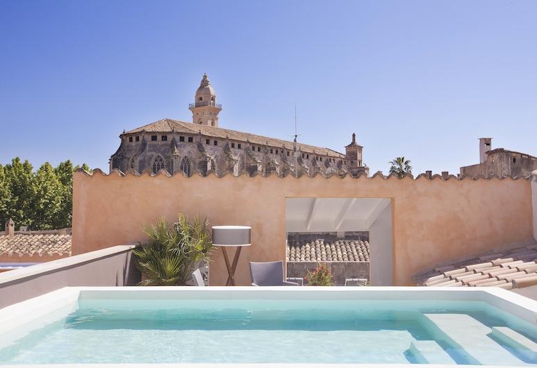 Boutique Hotel Posada Terra Santa, Palma de Mallorca, Svømmebasseng