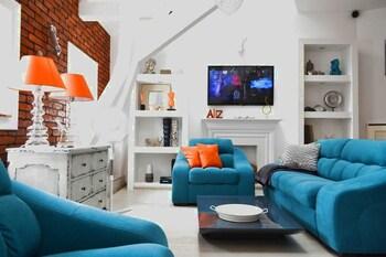Szczecin — zdjęcie hotelu Luksus Apartamenty Mariacka