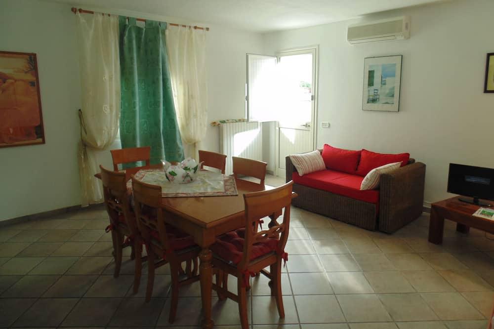 Apartment, 2Schlafzimmer (4 people) - Wohnbereich