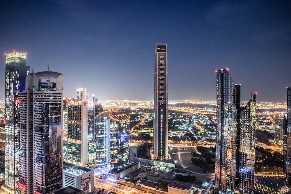 Carlton Downtown Dubai City View