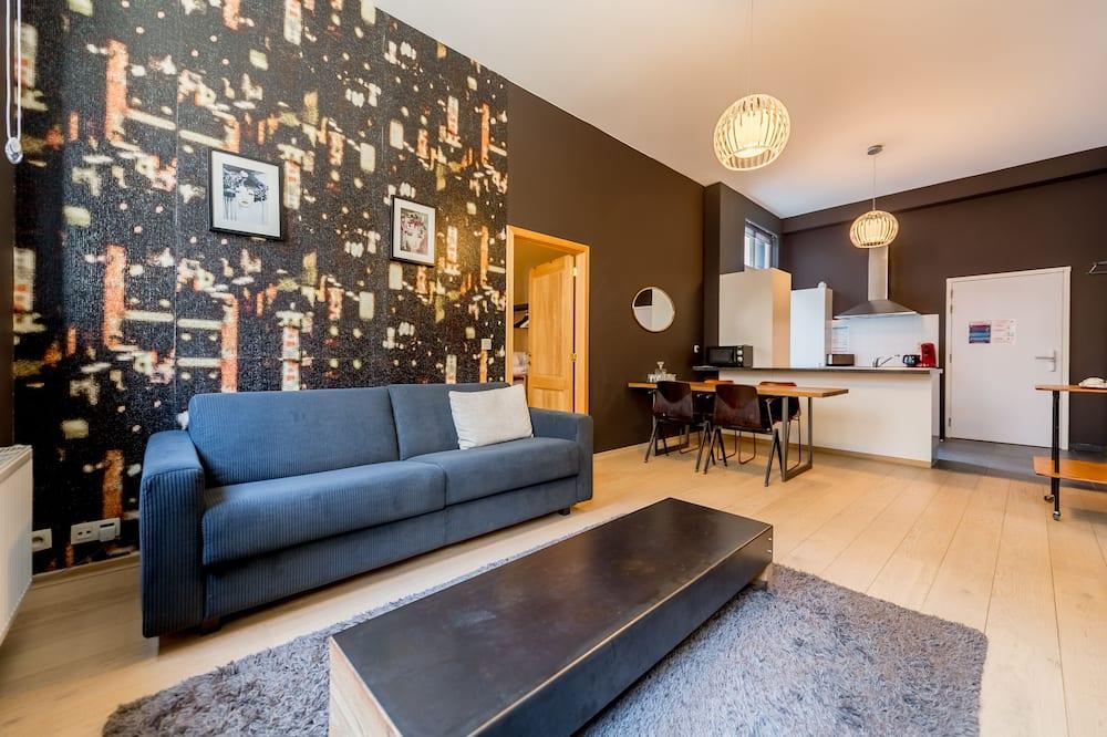 Lejlighed - 1 soveværelse (4 adults) - Stue