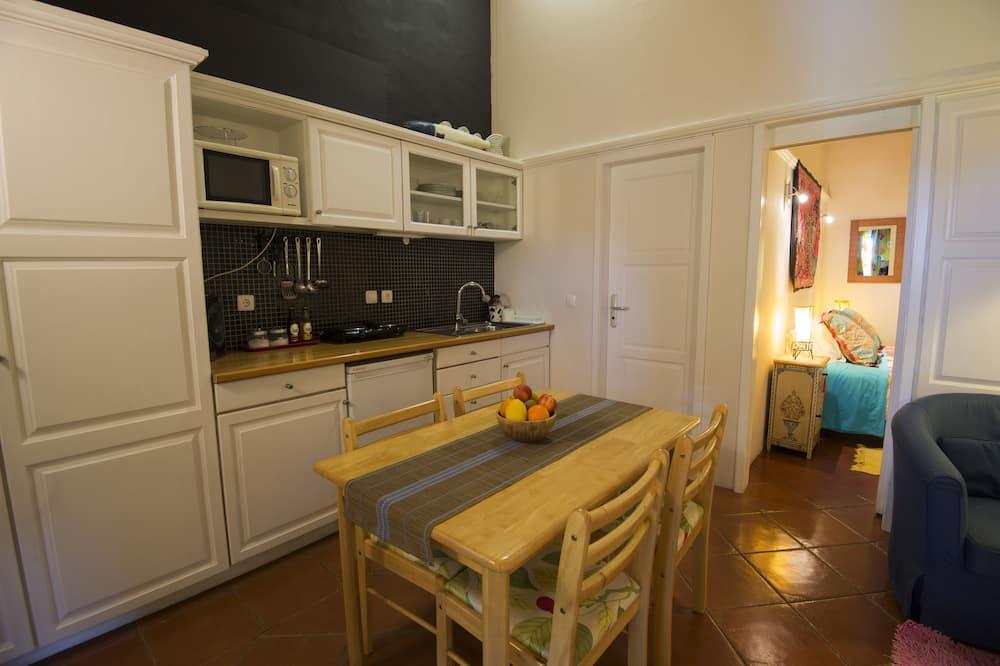 Standard-Suite, Kochnische - Wohnzimmer