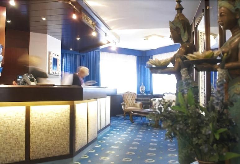 Hotel Astoria am Urachplatz, Stuttgart, Reception