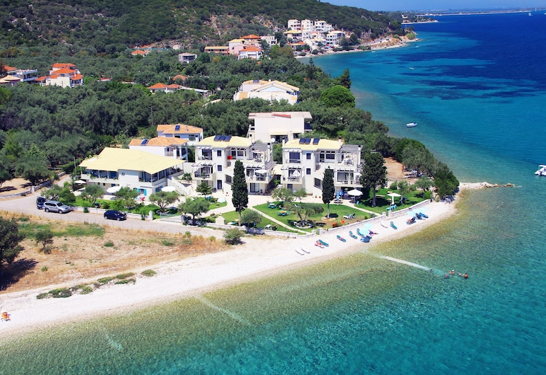 Agni Suites, Lefkada, View from Hotel