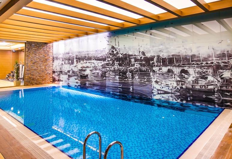 Gorrion Hotel Istanbul, Isztambul, Beltéri medence