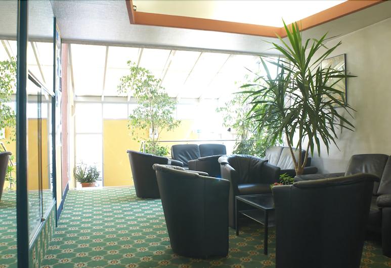 Hotel Astoria, Stuttgart, Sitteområde i lobbyen