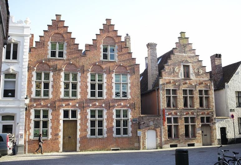Saint-Sauveur Bruges B&B, บรูจส์, ด้านหน้าของโรงแรม