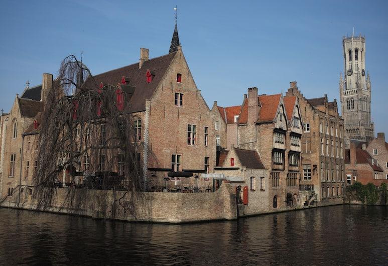 Saint-Sauveur Bruges B&B, Brugge, Utvendig