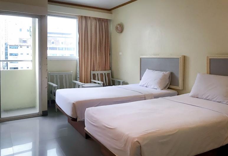 J TWO S プラトゥーナム ホテル, バンコク, スタンダード ルーム, 部屋