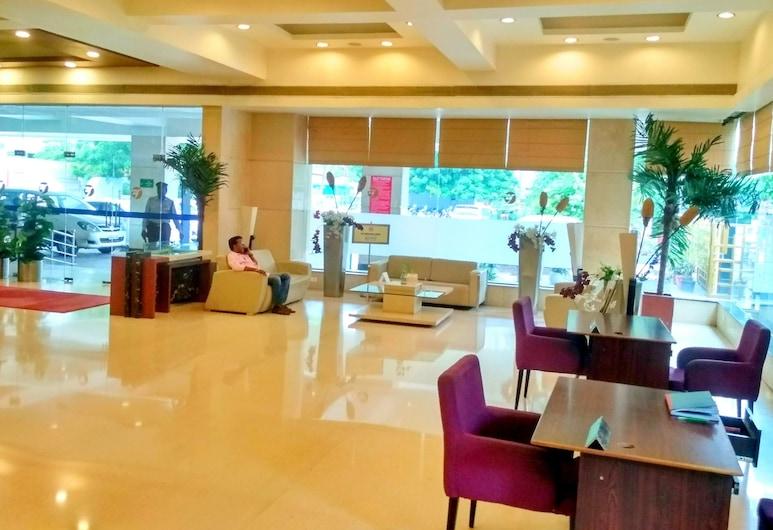Fortune Murali Park - Member ITC Hotel Group, Vijayawada, Salottino della hall