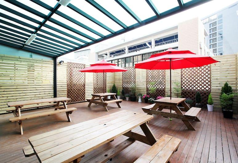 明洞 24 大街賓館, 首爾, 陽台
