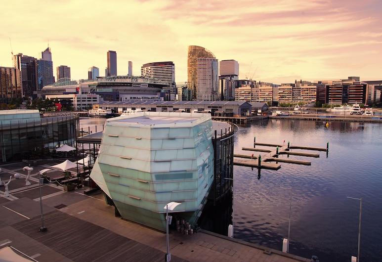 Accent Accommodation at Docklands Melbourne, Docklands, Piscina