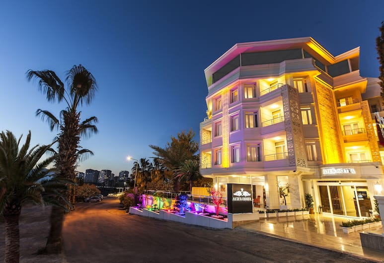 Altes Hotel, Antalya