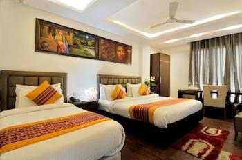 Φωτογραφία του Hotel Cabana Pahar ganj, Νέο Δελχί