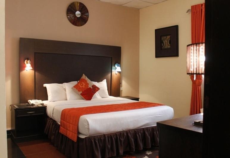 島嶼索恩伯里旅館, 拉各斯, 客房