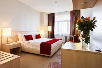 Moskwa — zdjęcie hotelu Intourist Kolomenskoe