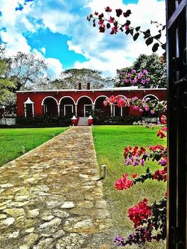 Valladolid bölgesindeki Hacienda San Miguel resmi