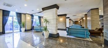 ภาพ Throne Seagate Resort Hotel – All Inclusive ใน Belek