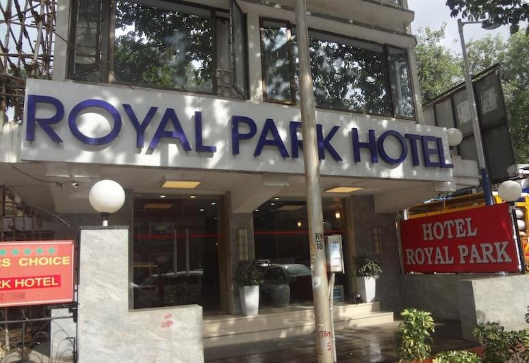 로얄 파크 호텔, 뭄바이, 외부