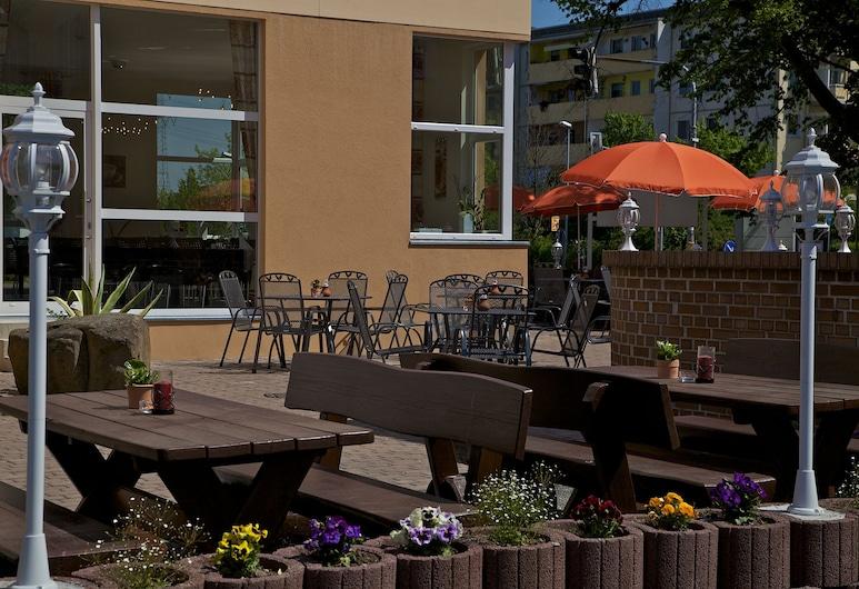 Hotel Reichskrone, Heidenau, Outdoor Dining