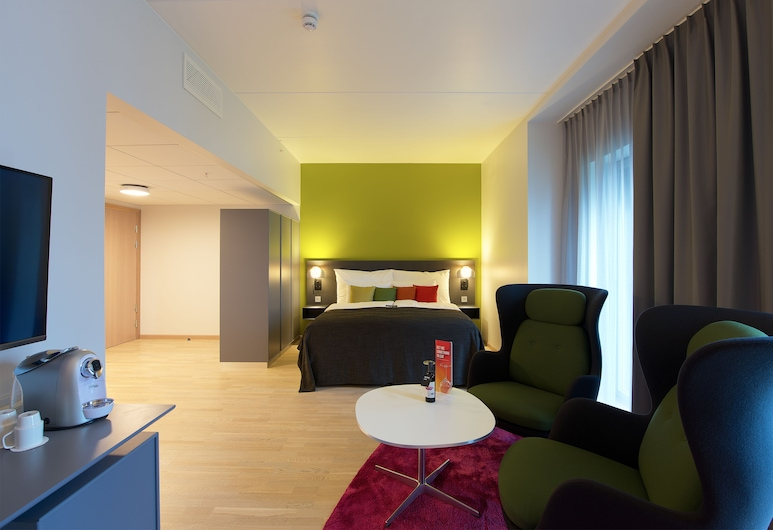Clarion Hotel Energy, Stavanger, Perhehuone, Tupakointi kielletty, Vierashuone