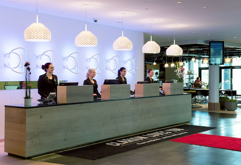 Clarion Hotel Energy, Stavanger, Reception