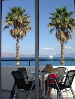 Foto del Andromeda Hotel Apartments en Cos