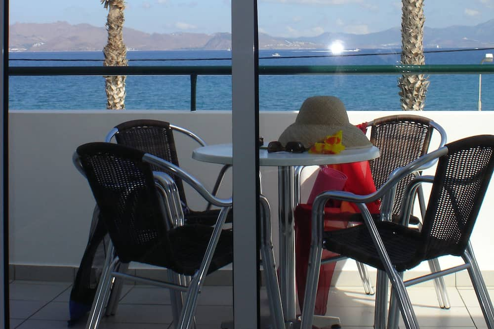 Apartment, 1 Bedroom, Sea View (Front or Side (Advanced)) - Balcony