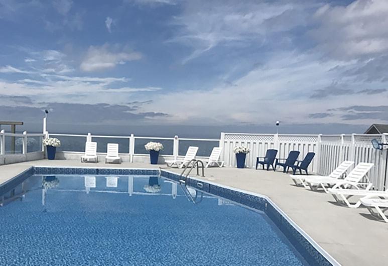 Motel La Marina, Matane, Pool