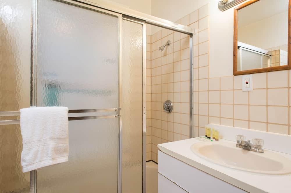 Single Room (Shared Bath) - Bathroom