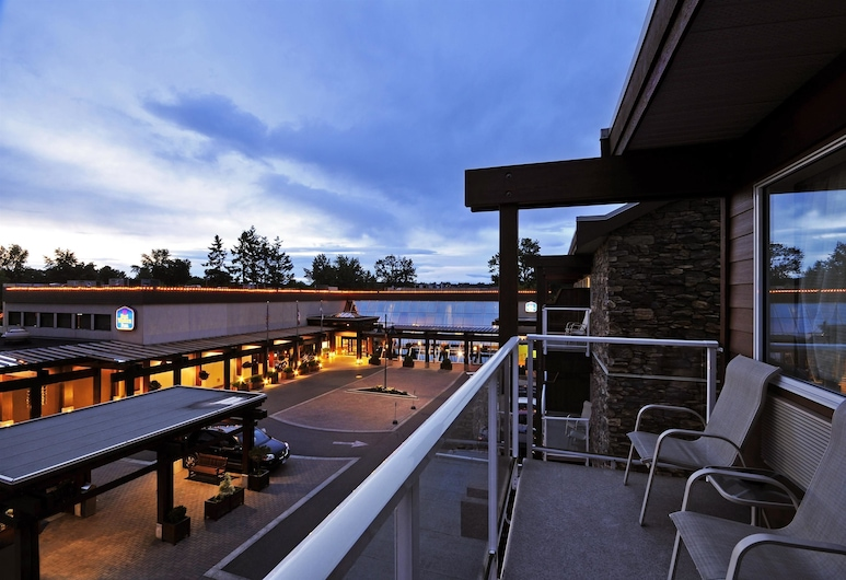 Best Western The Westerly Hotel, Courtenay, Πρόσοψη ξενοδοχείου