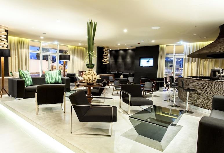 莫維奇伯羅 26 酒店, 波哥大, 大堂閒坐區