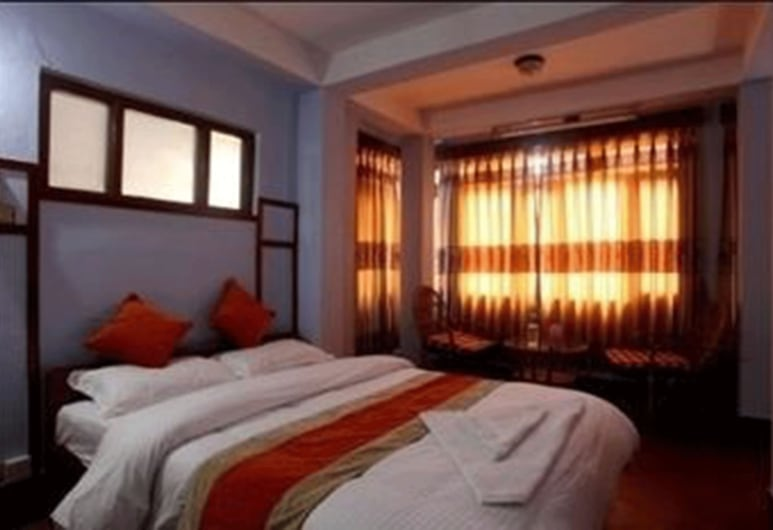 Chillout Resort, Kathmandu, Deluxe Room, 2 Single Beds, Smoking, Guest Room
