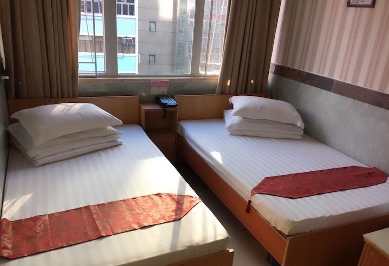 ジオ ホーム ホリデイ ホテル, 九龍, トリプルルーム, 部屋