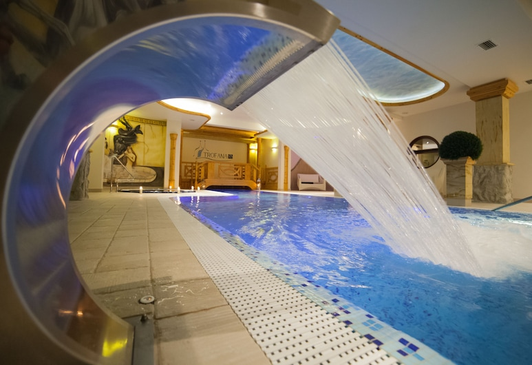 Hotel Trofana Wellness & Spa, Miedzyzdroje, Pool Waterfall