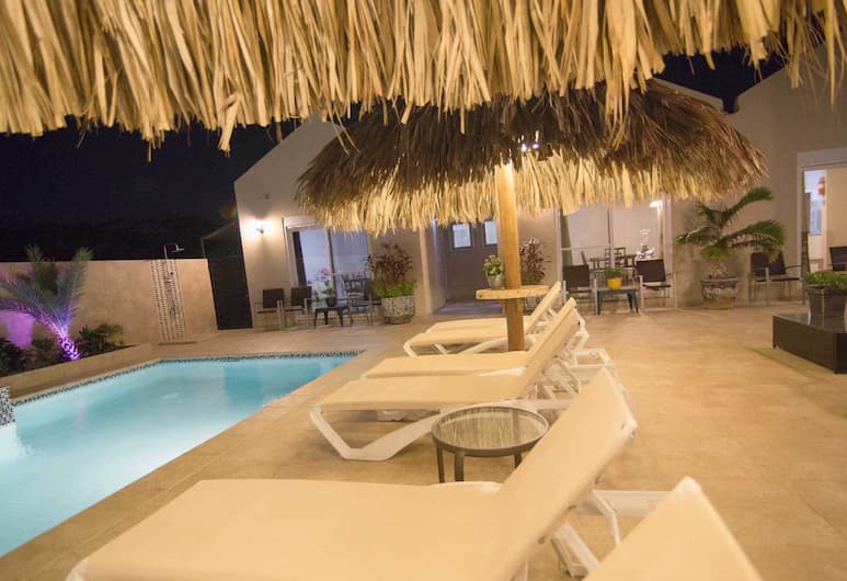 Golden Villas Aruba, Norda, Solārijs