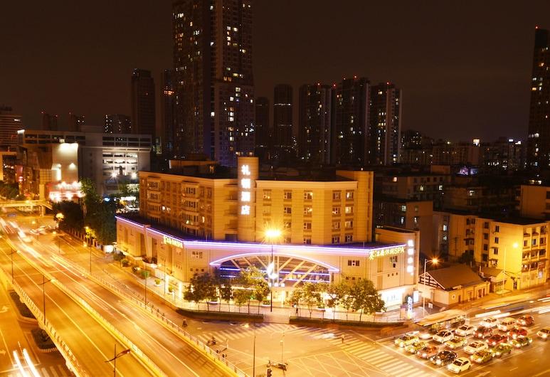 Leeden Hotel Chengdu (Chun Xi Shop), צ'נגדו, מראה מהאוויר