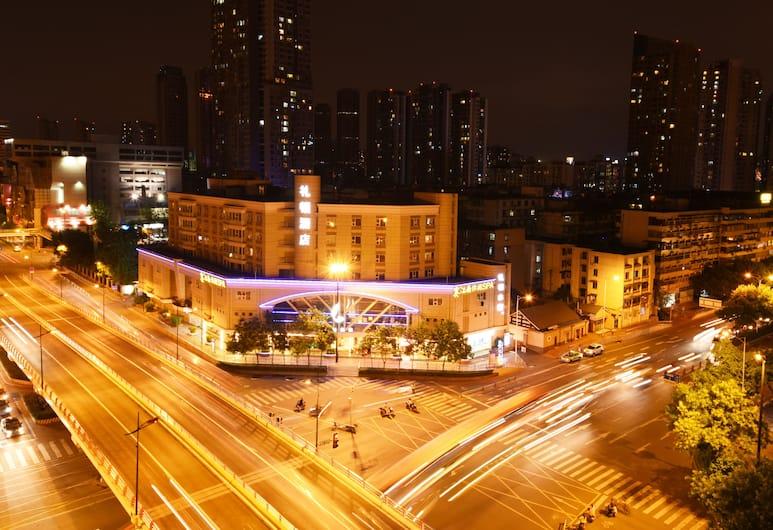 Leeden Hotel Chengdu (Chun Xi Shop), Chengdu, Aerial View