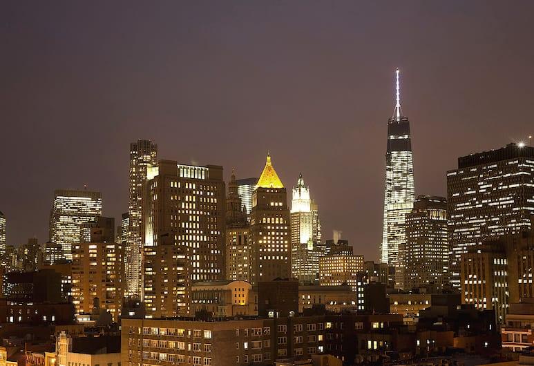 レオン ホテル, ニューヨーク, Corner Double, シティ ビュー