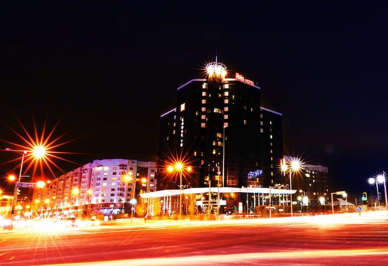 ibis Astana Hotel, Nur-Sultan, Hotellets front