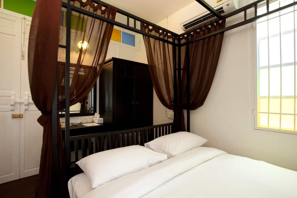 Стандартный номер, 1 двуспальная кровать «Квин-сайз» - Зона гостиной