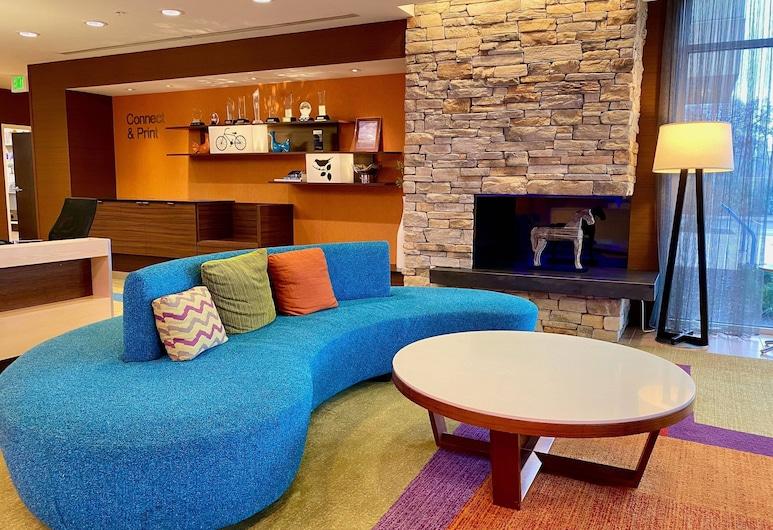 Fairfield Inn & Suites The Dalles, Dalsas