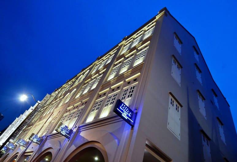 新加坡布里斯飯店, 新加坡, 雙人或雙床房 (Room at Check-in), 飯店正面